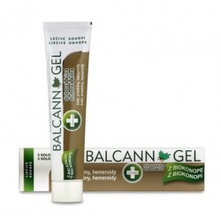 ANNABIS BALCANN GEL CON CORTEZA DE ROBLE 75ML
