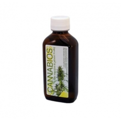 CANNABIOS ACEITE DE MASAJE X-OIL 200ML